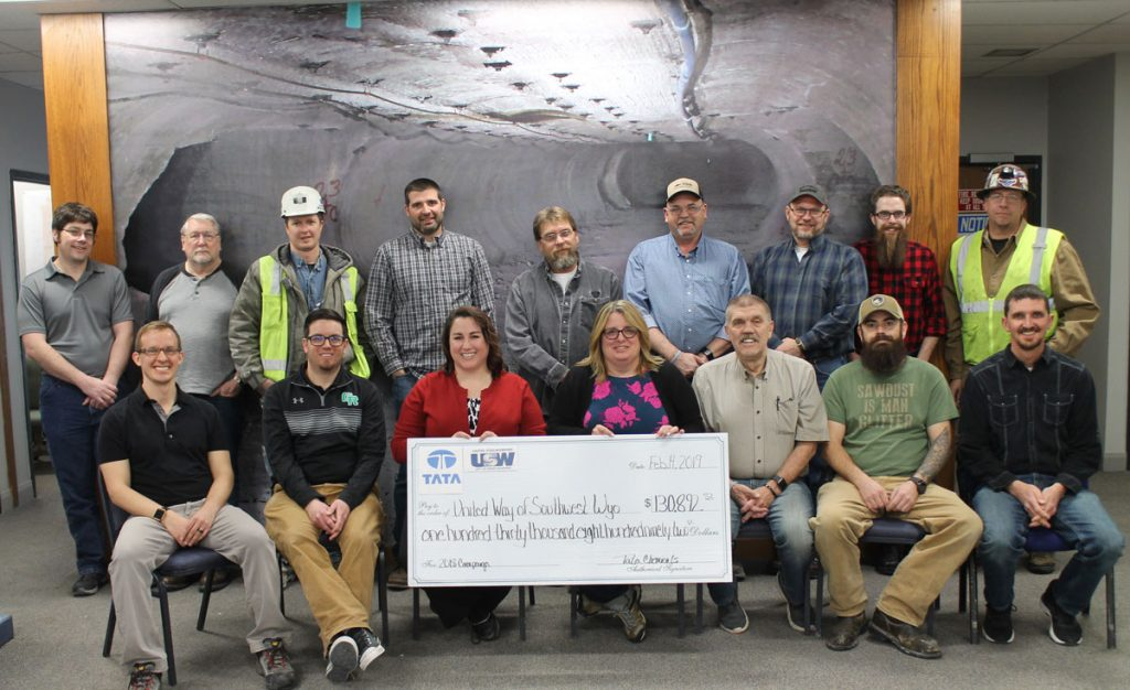 TATA Chemicals Supports United Way
