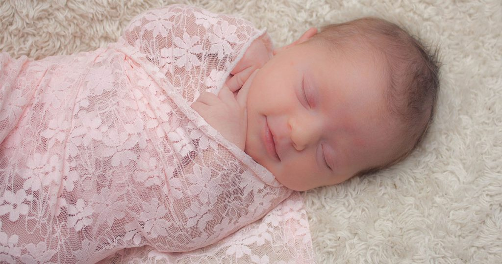 Birth Announcement: Aurora Lee Ann Batten