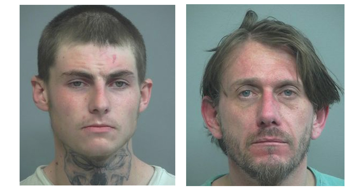 Green River Police Arrest Two, Seek Location of Two More On Active Warrants