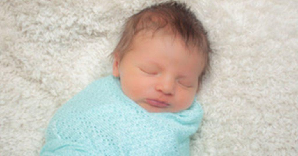 Birth Announcement: Logan Dean Mitchell