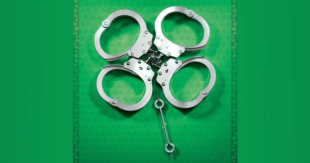 "Put the ""Luck of the Irish"" On Your Side: Don't Drive Impaired"