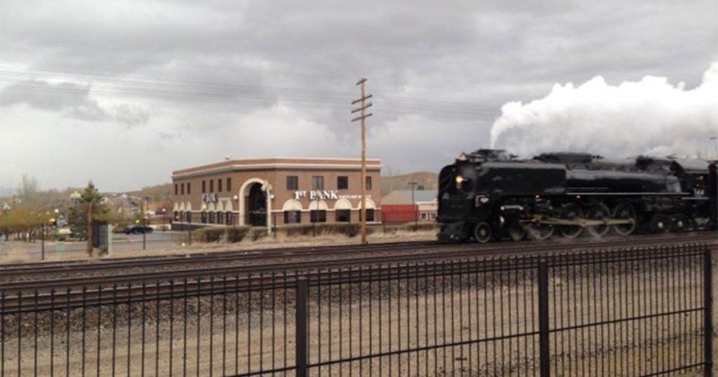 Historic Steam Engines To Visit Downtown Rock Springs