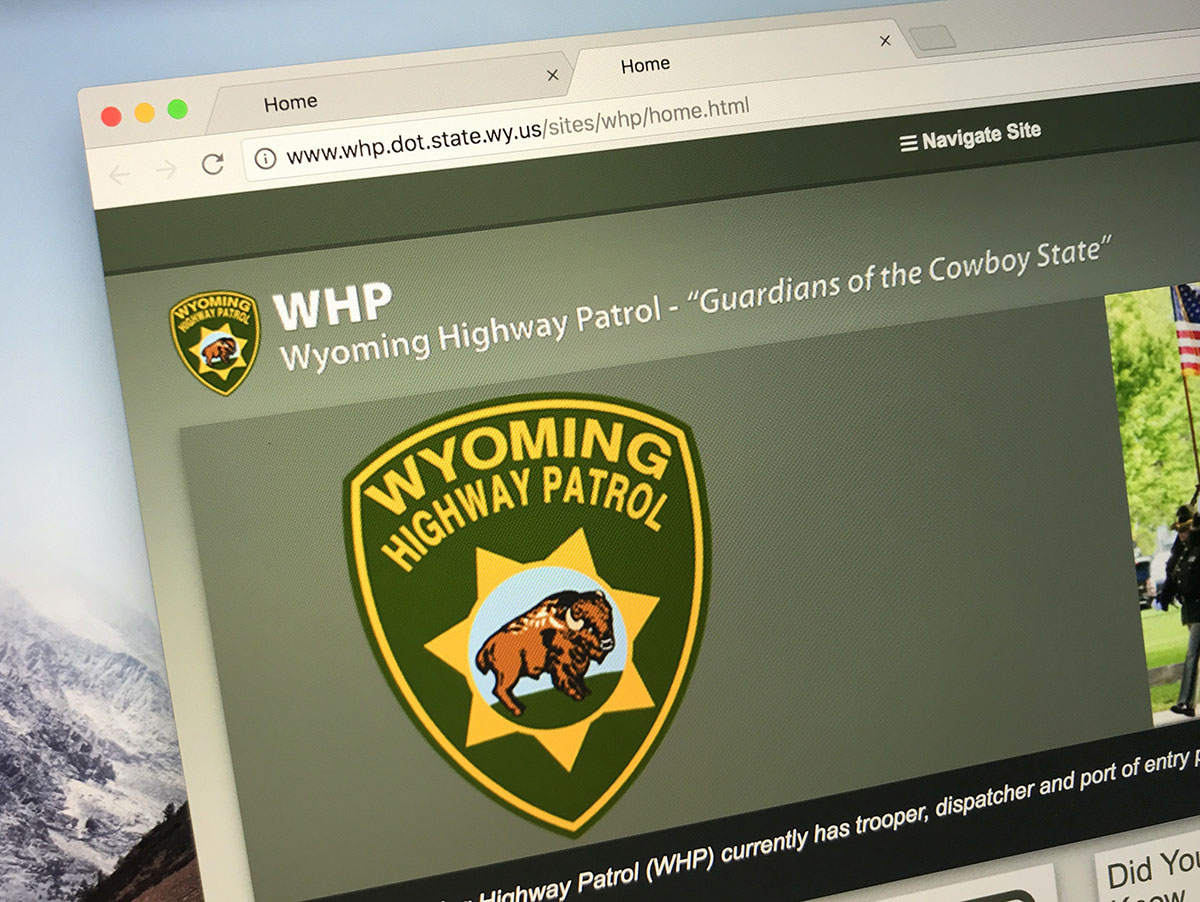 Wyoming Highway Patrol to Suspend VIN Inspections