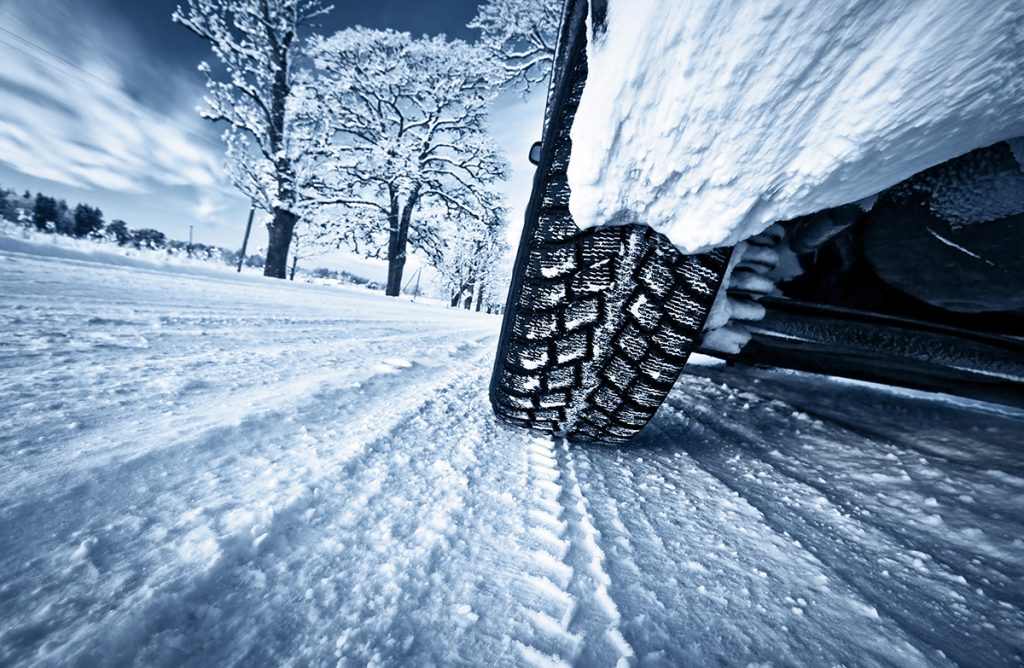 High Impact Road Conditions Expected Along I-80 Through Sunday