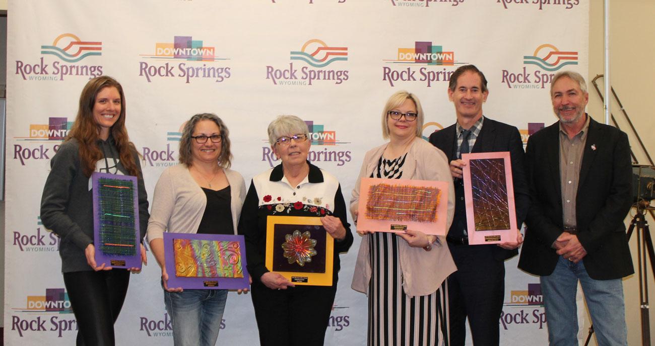 Rock Springs Main Street/URA Announces 2019 Downtown First Award Winners