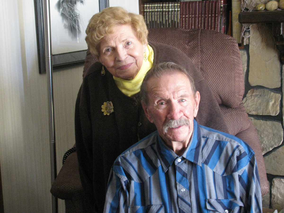 Jim and Judy Wilcox Celebrate 60th Wedding Anniversary Today
