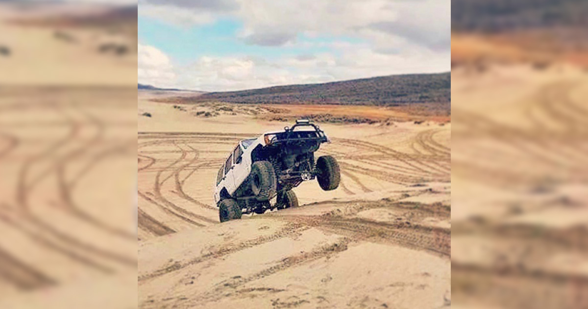 Sweetwater Off-Roading Group Presents First Annual Dune Days Event