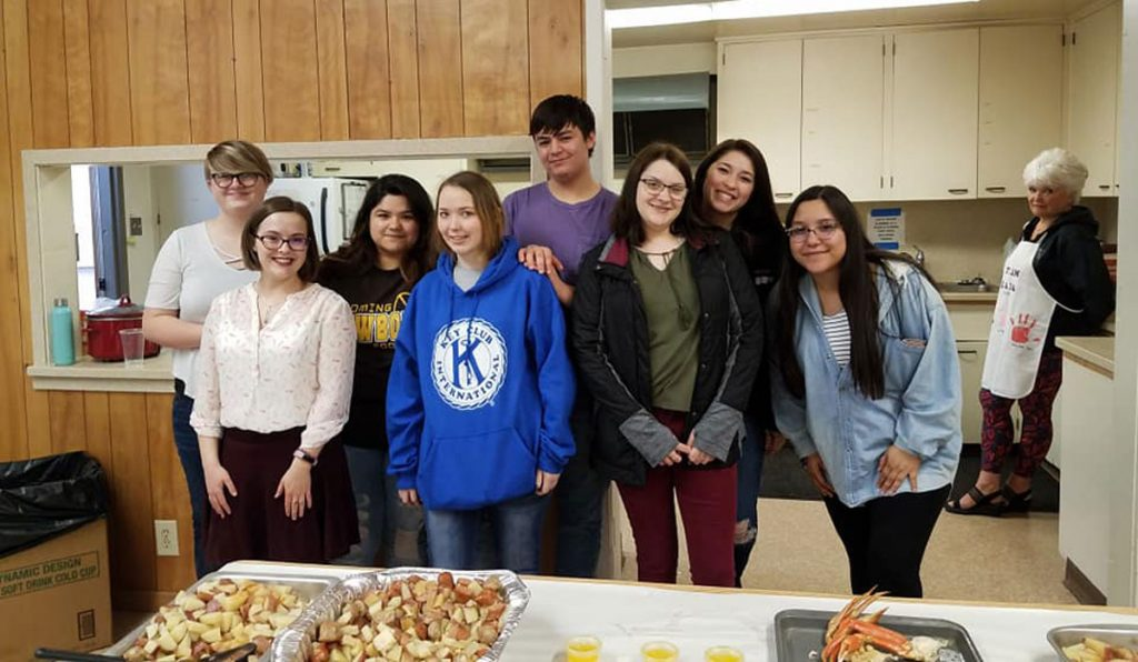 Kiwanis Hosts Annual Crab Boil Fundraiser