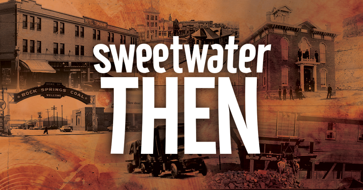 SweetwaterNOW Launches SweetwaterTHEN