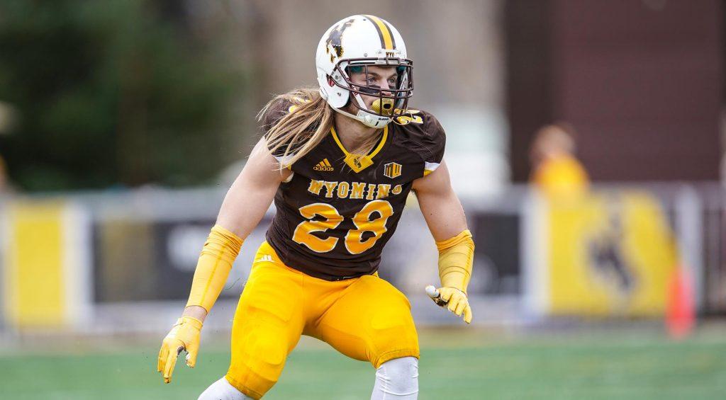 Former Wyoming Cowboys Enter 2019 NFL Draft