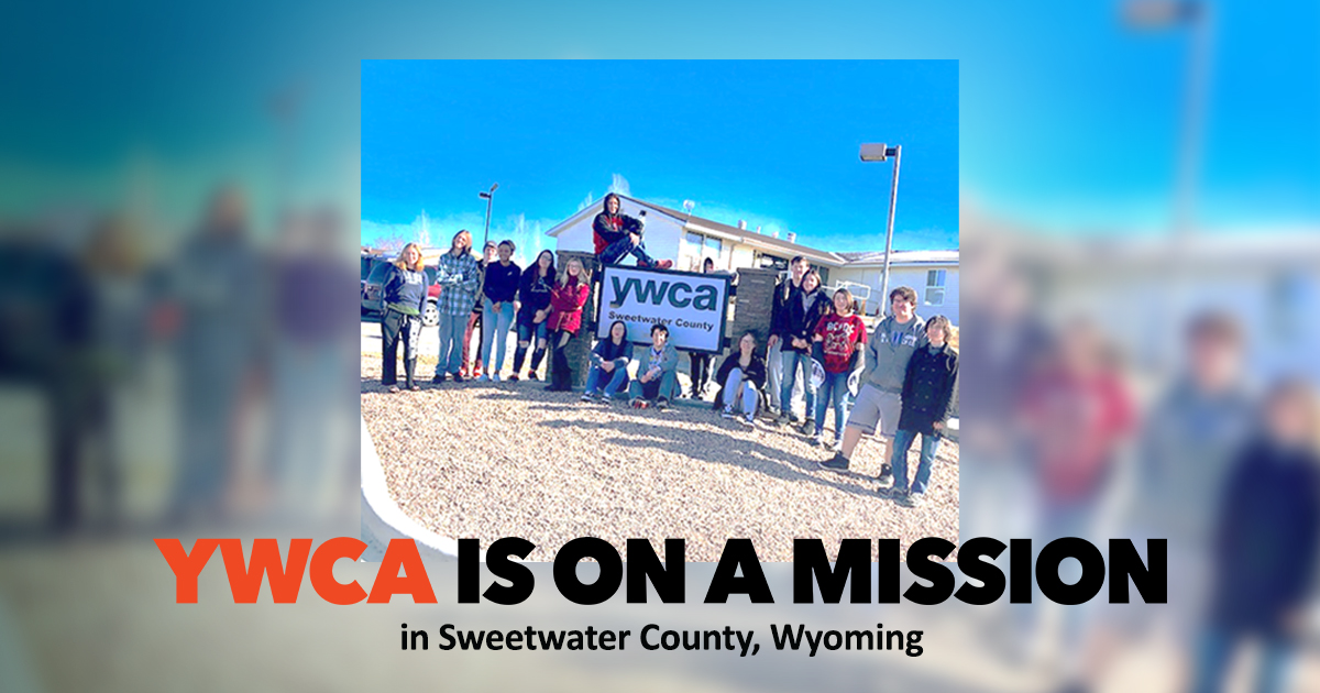 WYCF Success Story: YWCA of Sweetwater County