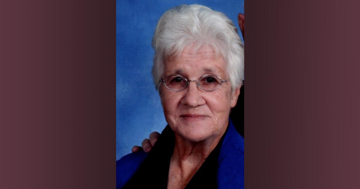 Mary Ellen Nelson (May 28, 1936 – February 1, 2019)
