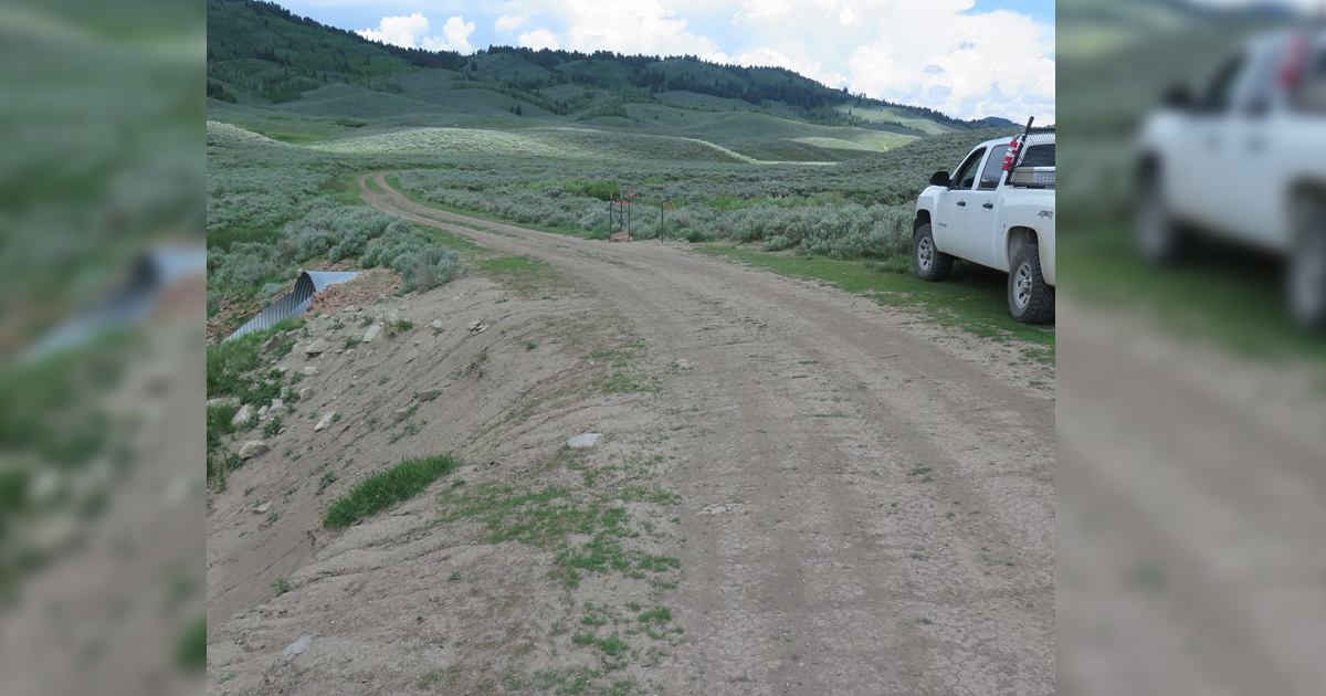 BLM Reminds Public to Drive Only on Existing Roads