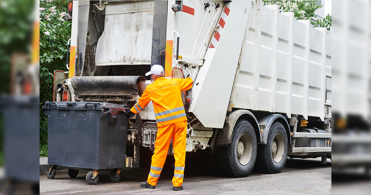 Schedule Your Trash Pick-Up During Rock Springs' City Clean-Up Week in May