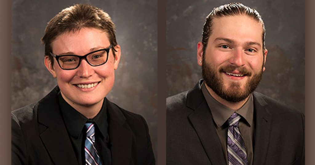 Sweetwater County Students Named UW's Outstanding Undergraduates