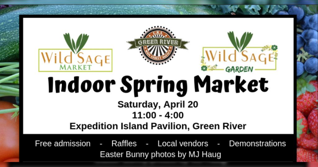 Come Out & Enjoy The 2nd Annual Indoor Market in Green River!