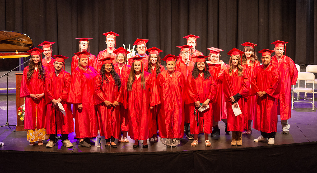 38th Annual High School Equivalency Graduation Takes Place at Western Wyoming Community College