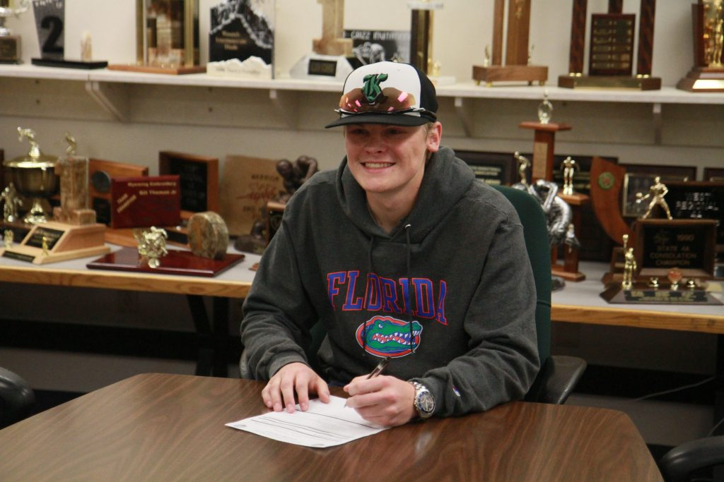 Joe Schultz Inks With Dawson Community College, Continues Baseball Career