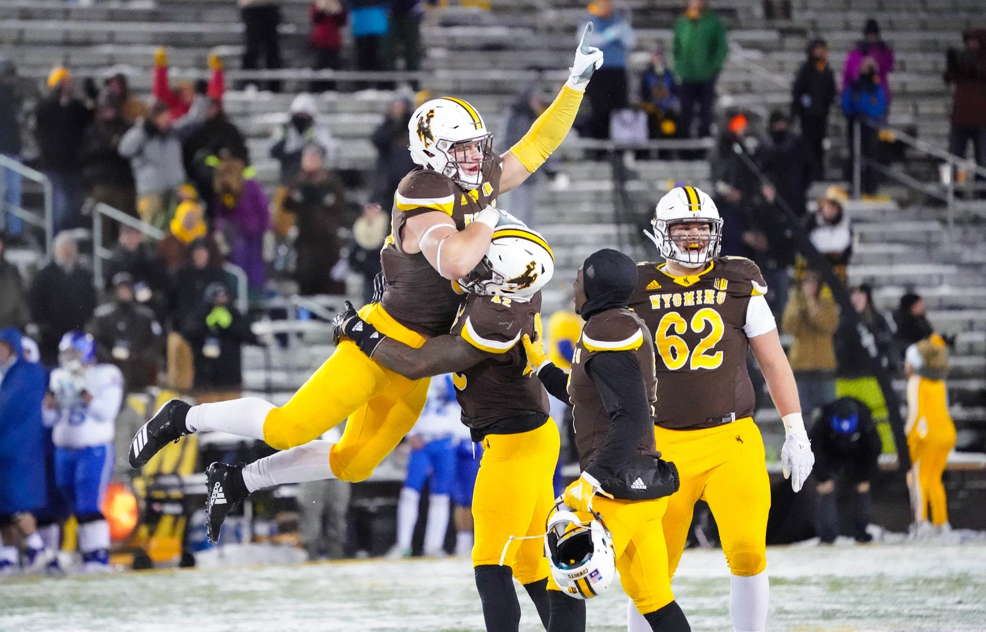 Flack Friday: NBA Playoffs and Wyoming Football to Play Six Nationally Televised Games