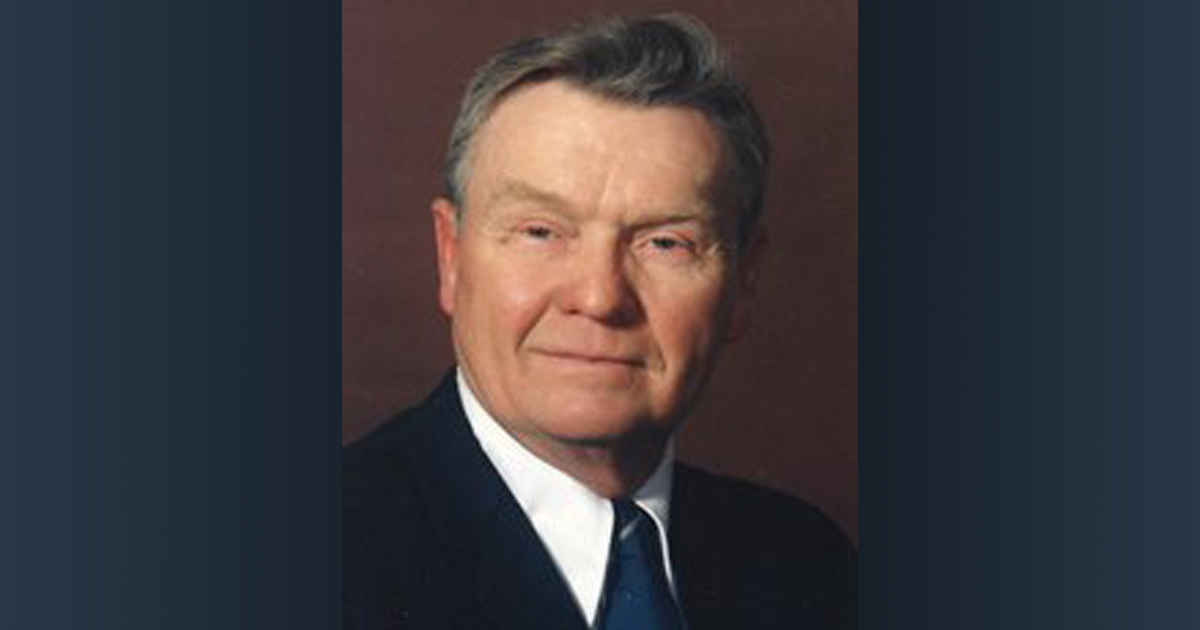 Harold L. Christensen (December 28, 1925 – May 17, 2019)