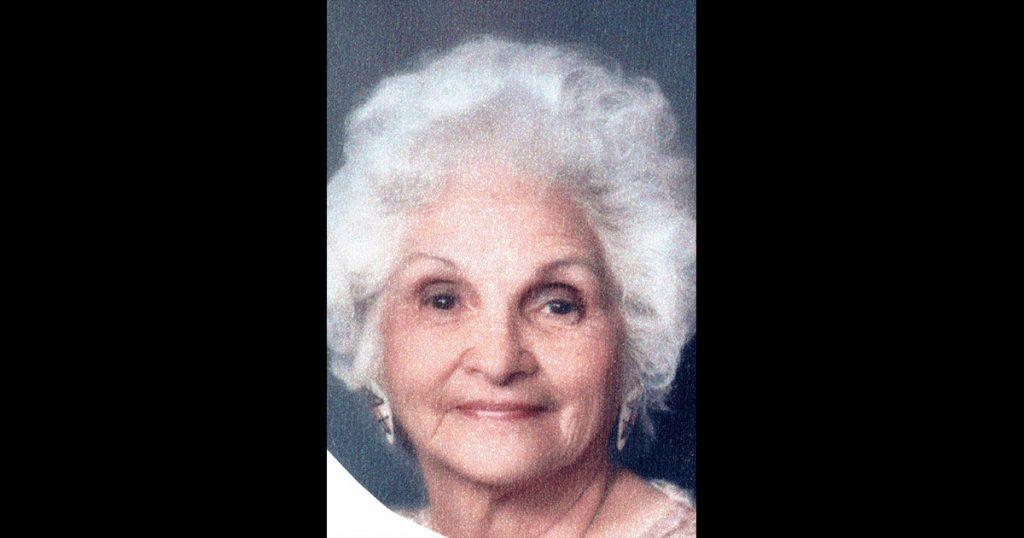 Delia Maria Vasquez (August 21, 1924 – May 7, 2019)