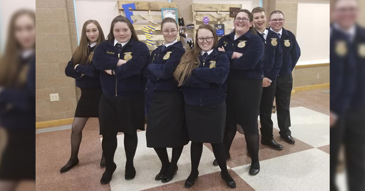 Green River FFA Chapter Completes Fourth Year With Honors and Accolades