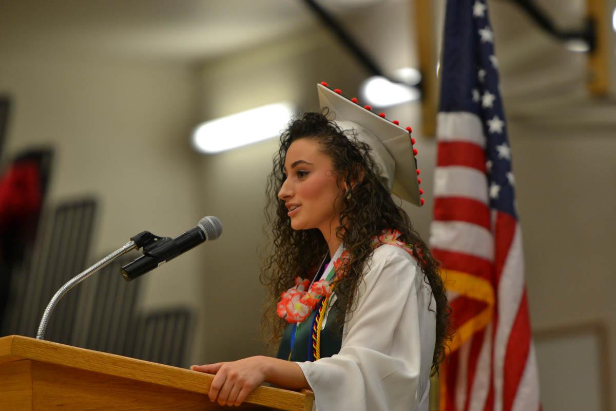 Green River High School Graduates 174 Students