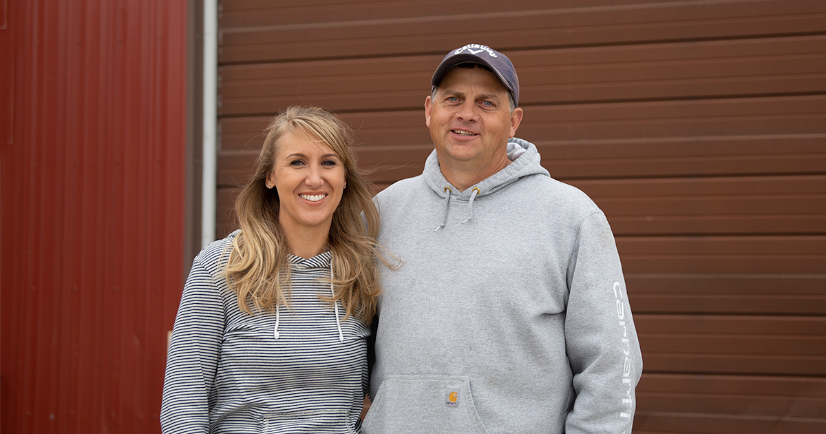 #HOMETOWN HUSTLE: Jill & Dustin Eaton | Farson Mercantile