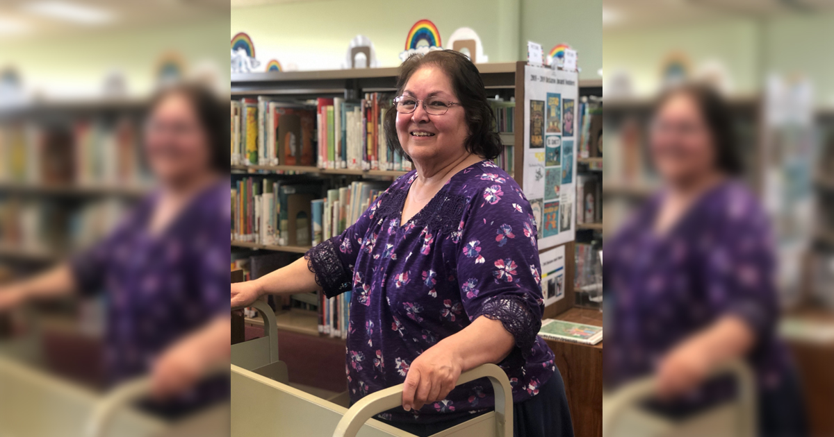 Youth Services Librarian Retiring after 38 Years