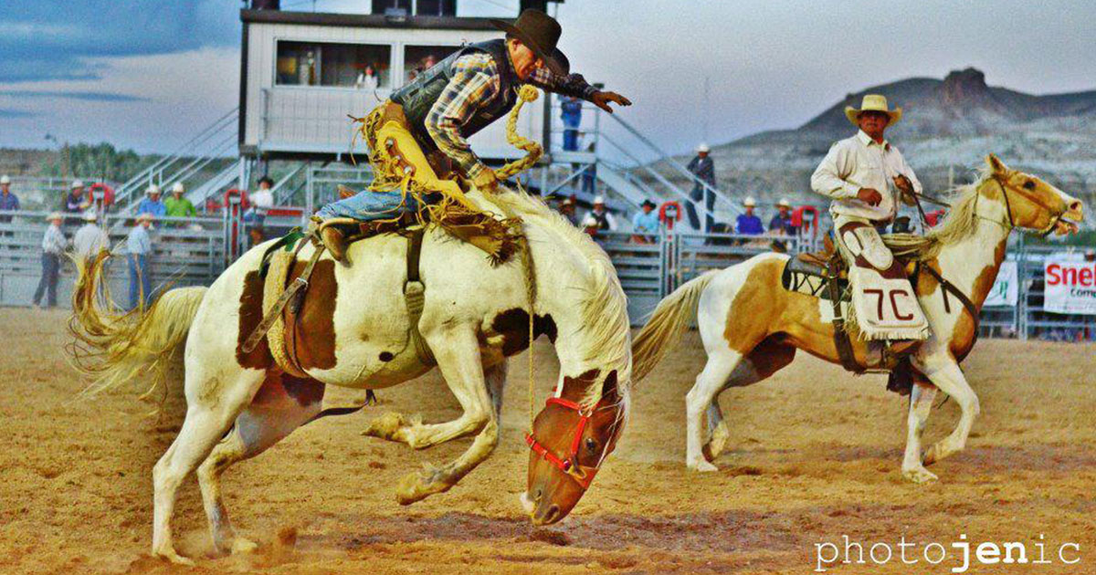 Get Ready for The 32nd Annual Overland Stage Stampede Rodeo