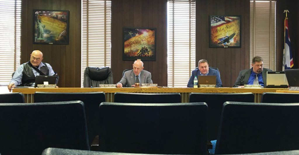 County Commissioners Issue Statement Following the Death of Don Van Matre