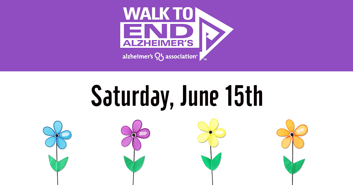 Join the Walk to End Alzheimers