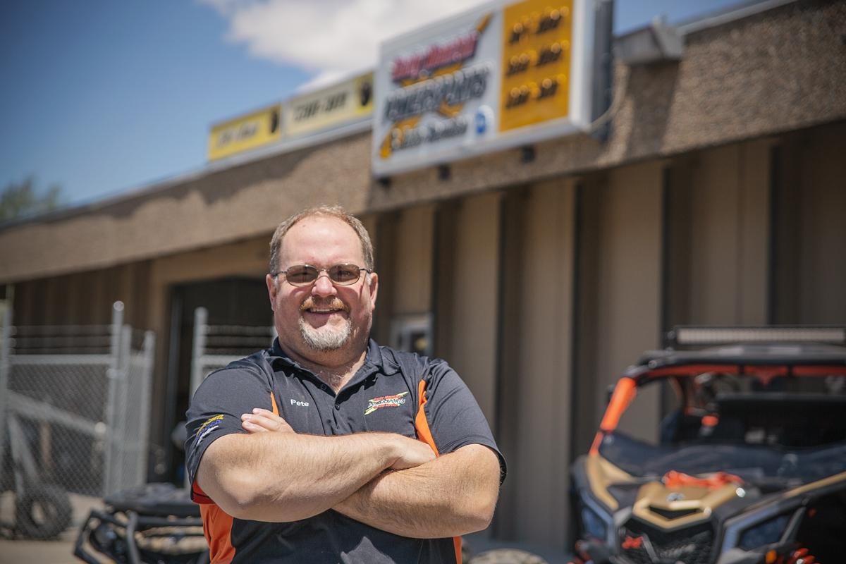 #HOMETOWN HUSTLE: Pete Leibee | Rocky Mountain Powersports