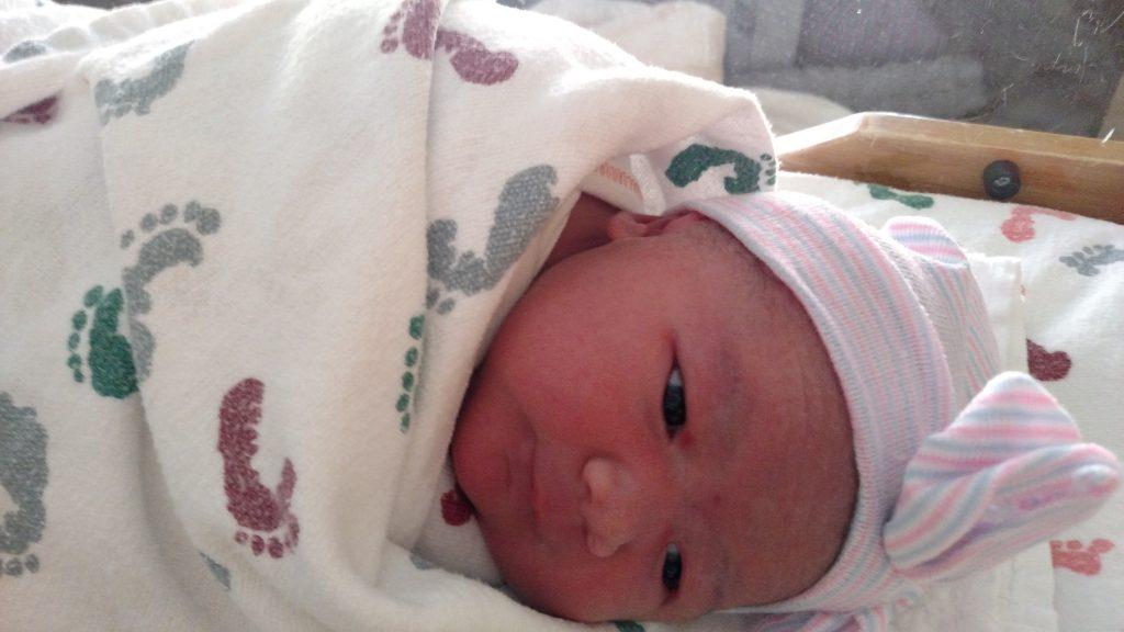 Birth Announcement: Oceąna Kalise Egbert