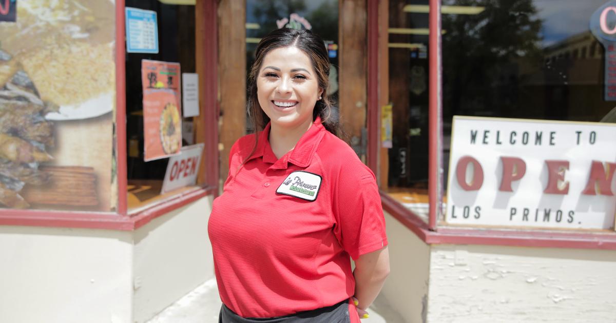 #HOMETOWN HUSTLE: Jennifer Villegas | Los Primos Restaurant