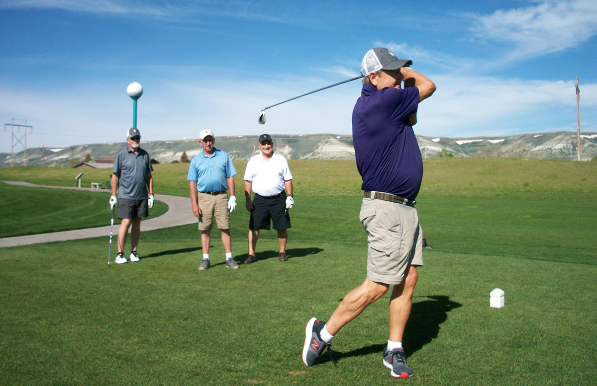 Harrison, Pasin Win Men's Association Tournaments This Week