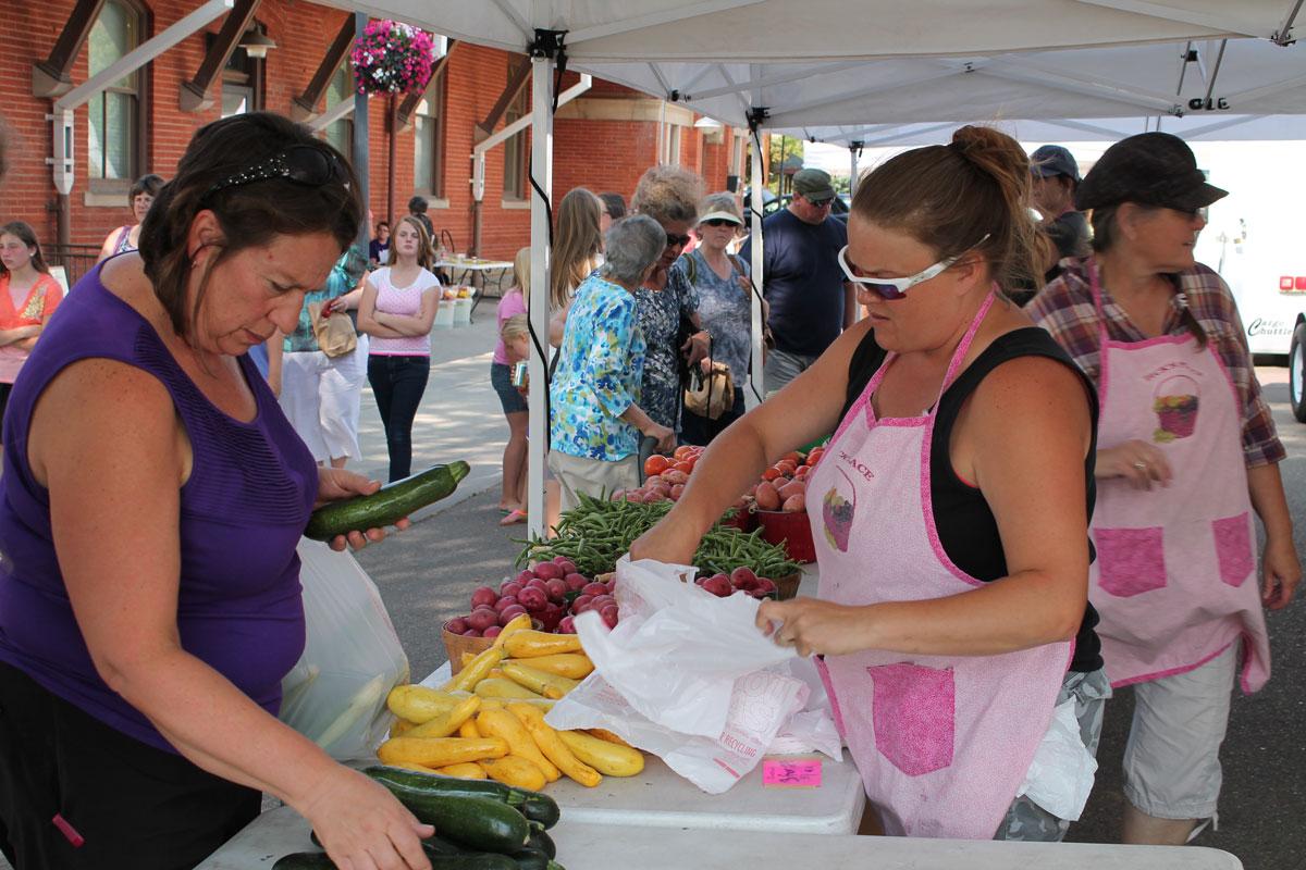 Main Street Market Kicks Off in Downtown Rock Springs in July