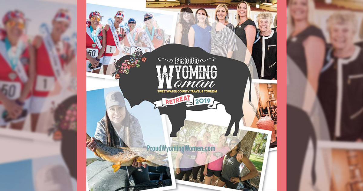 Register for the 2nd Annual Proud Wyoming Woman Retreat