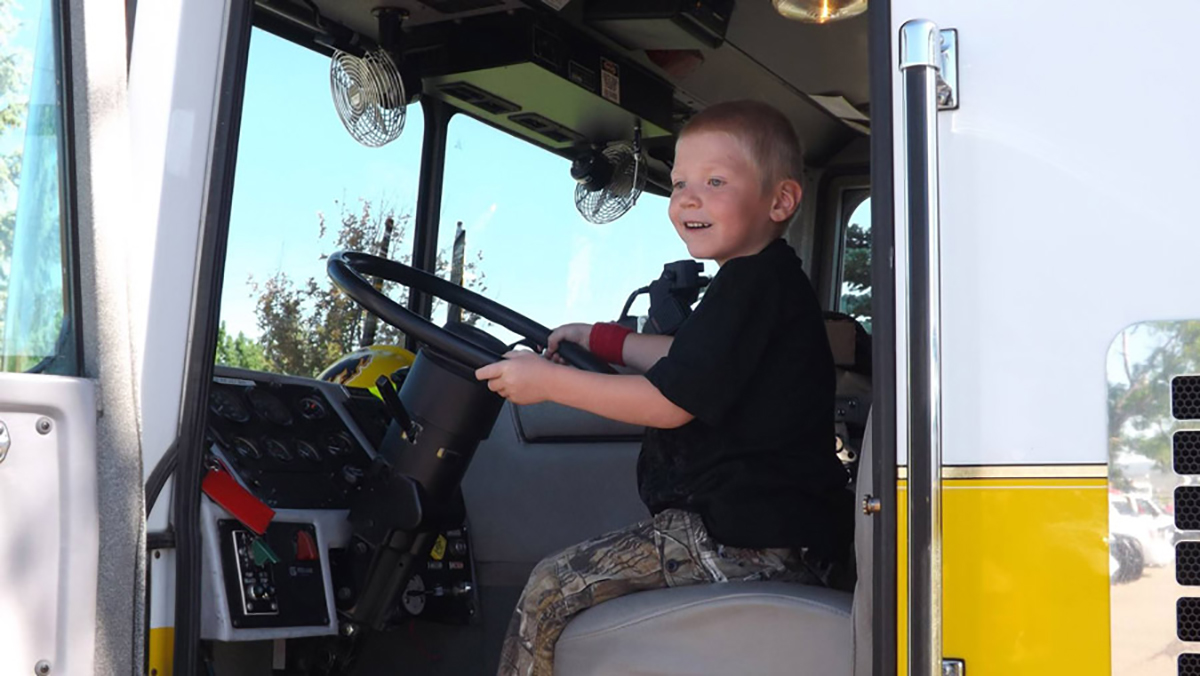 Touch A Truck Gives Kids An Up Close Look at Commercial, Industrial Vehicles