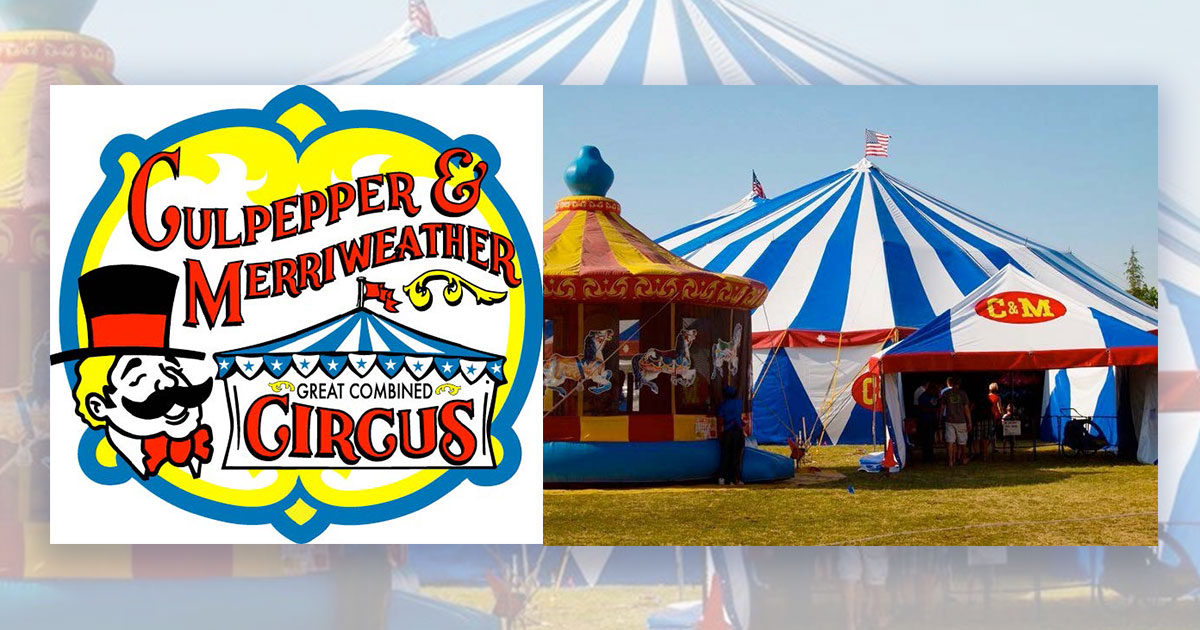 America's Favorite Old-Fashioned Big Top Circus is Coming to Town!