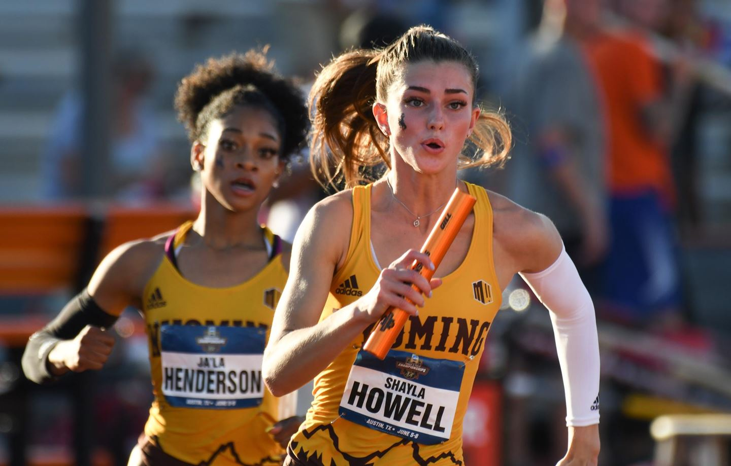 Cowgirls Earn Six All-America Honors at NCAA Outdoor Track & Field Championships