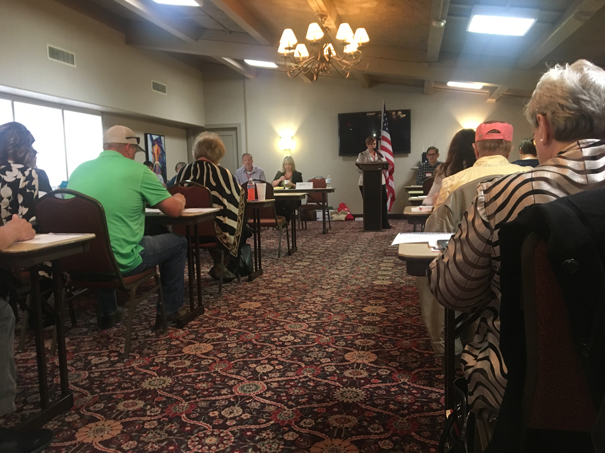 Sweetwater GOP Chooses Three Candidates to Fill Commissioner Vacancy