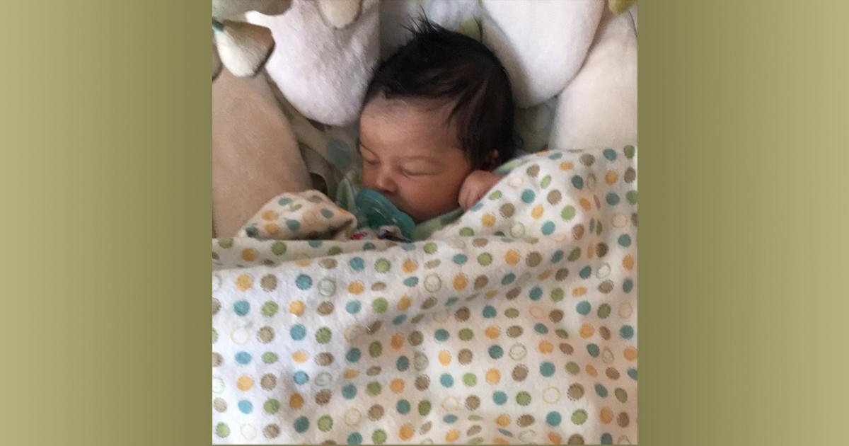 Birth Announcements: Damian Alexander Harvey