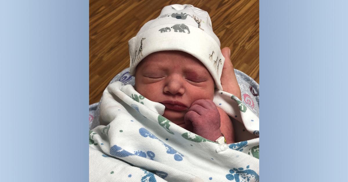 Birth Announcements: Miles Michael Noel
