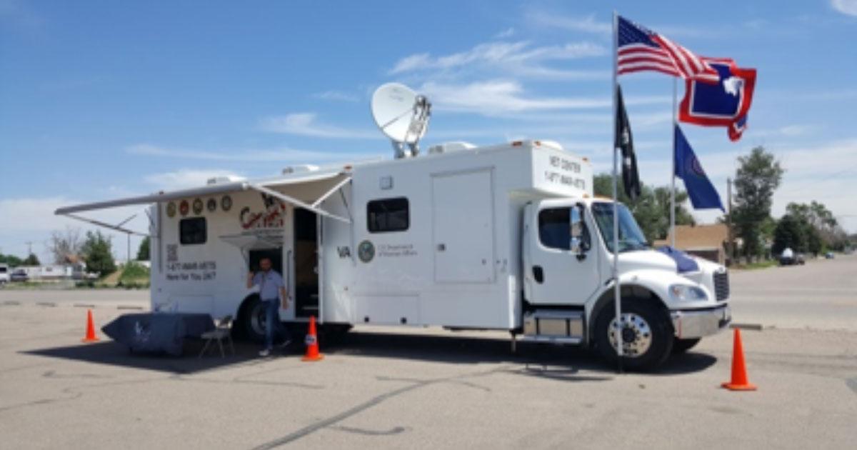 Mobile Vet Center to Visit Rock Springs to Provide Information on Veteran Services