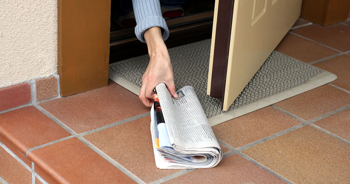 Rock Springs Newspaper Terminates Carriers, To End Home Delivery Service