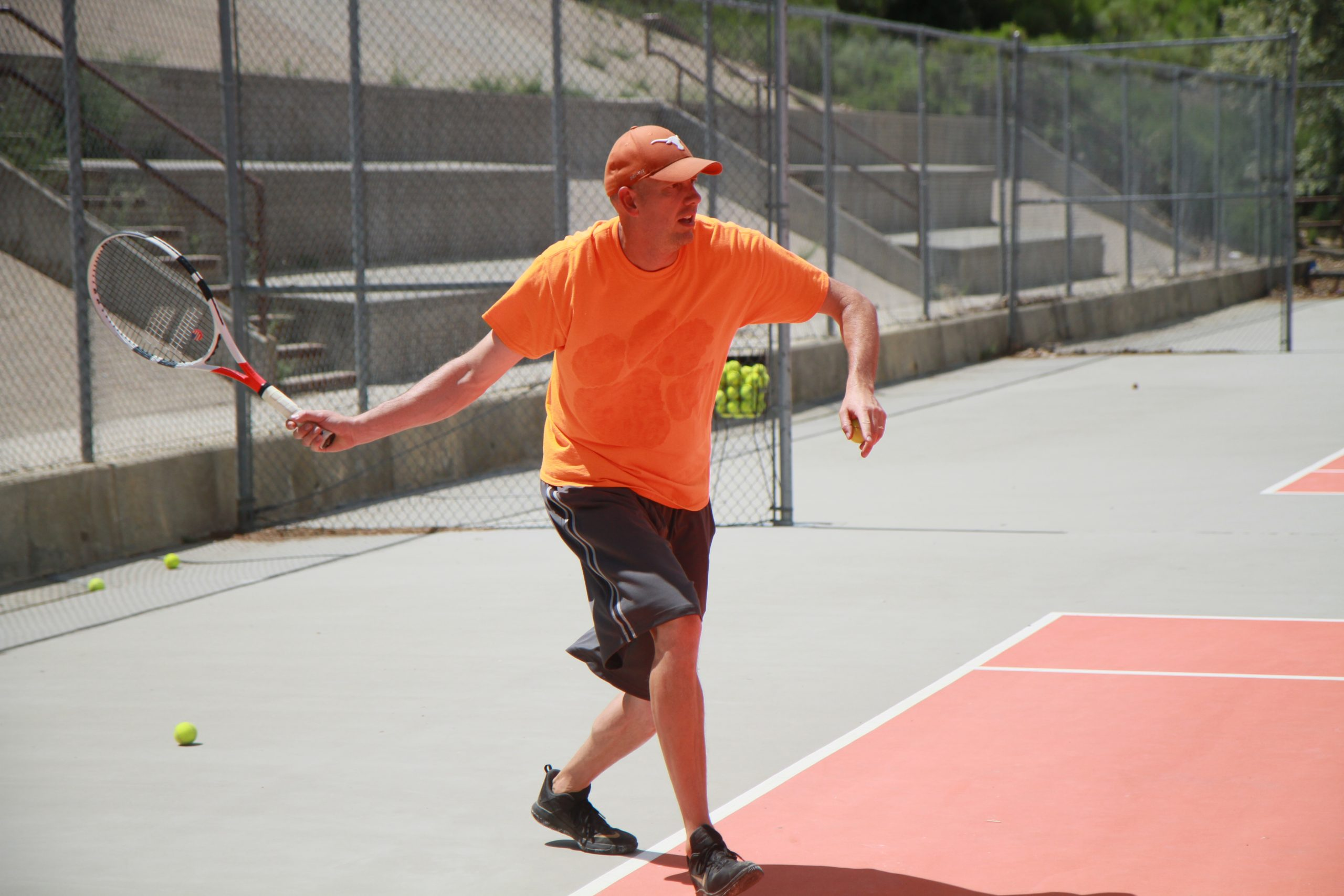 Local Tennis Coach Selected to Coach USTA BG12 Team