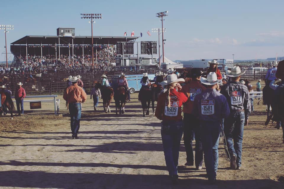 Record Numbers Set by National High School Finals Rodeo