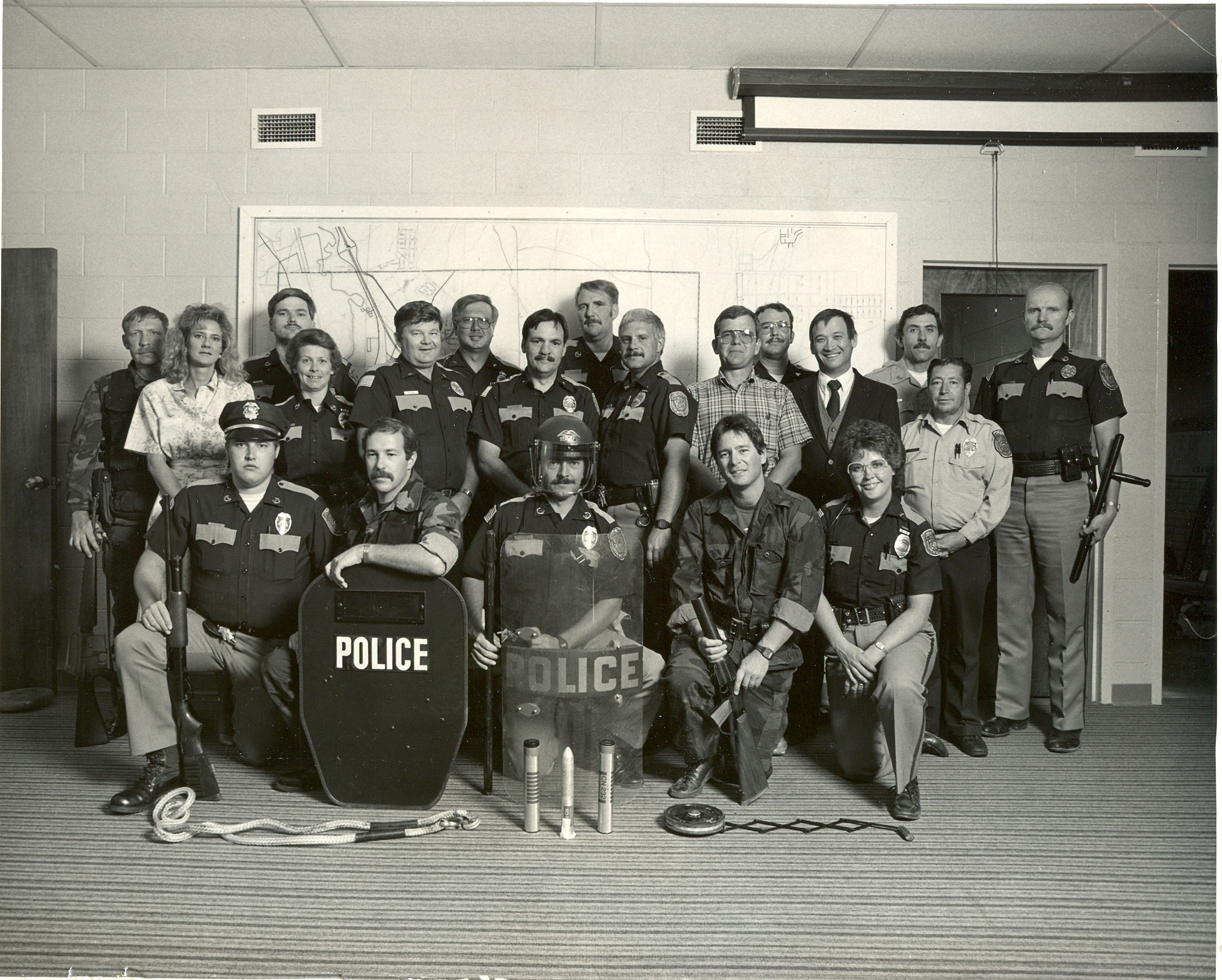 Changes Seen Over a 40-Year Career: The Evolution of Local Police Work Through the Decades (Part 1)