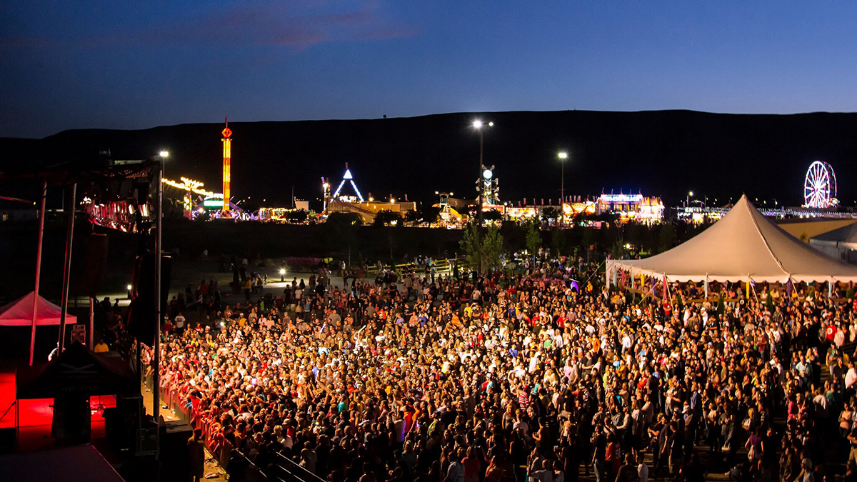Wyoming's Big Show Main Stage Offers Top Shelf Entertainment